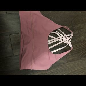Lululemon free to be moved bra size 10